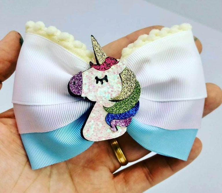 vender laço unicornio