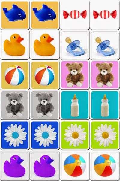 jogo da memória para imprimir kids
