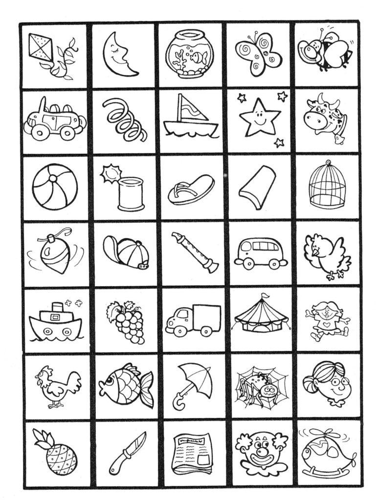 jogo da memoria para imprimir e colorir