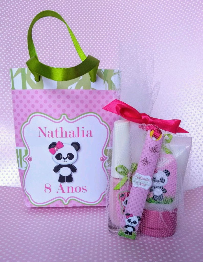 kit lembrancinha de aniversario para meninas