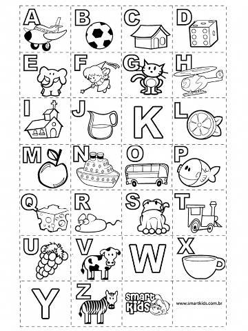 letras do alfabeto ilustrado para imprimir professores