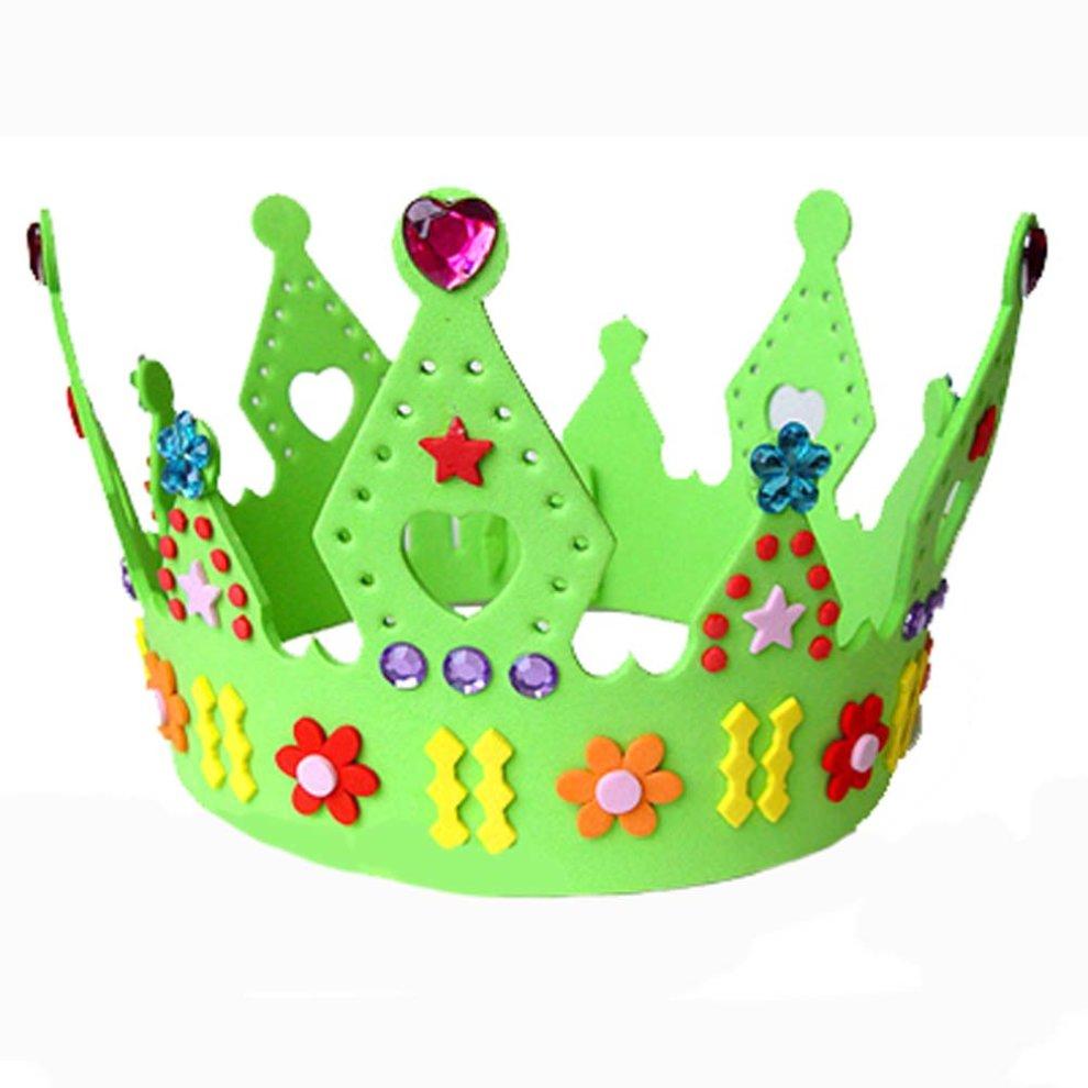 coroa de eva para menina