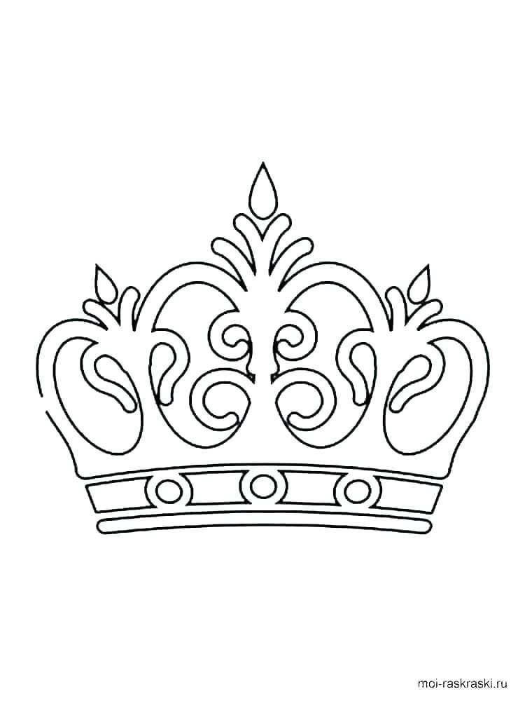 molde coroa rei