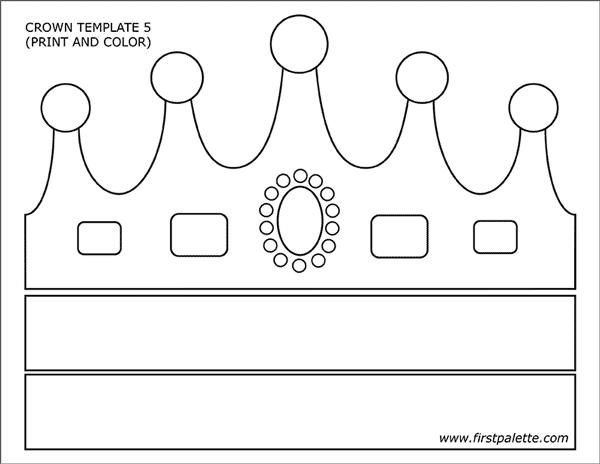 molde de coroa eva