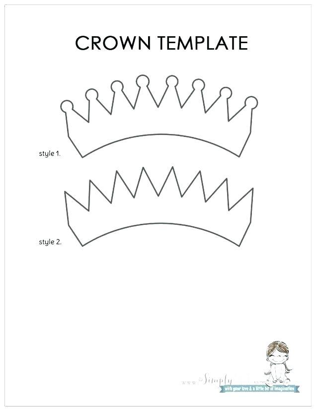 molde de coroa para feltro