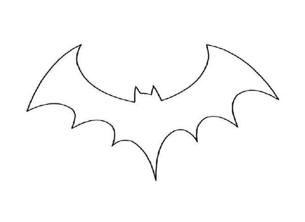 molde de morcego