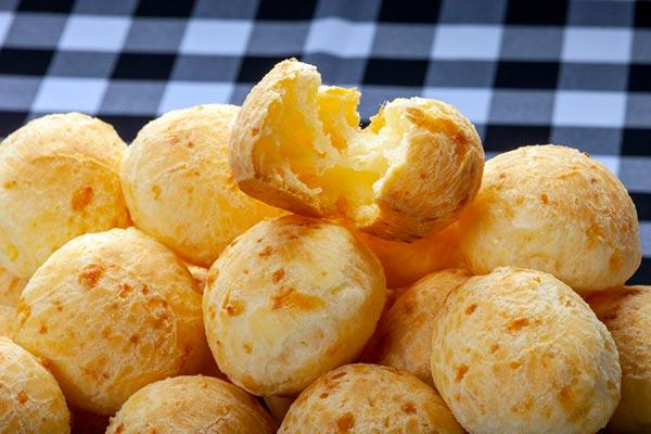 melhor receita de pao de queijo mineiro original