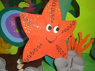 estrela do mar eva inspiracao