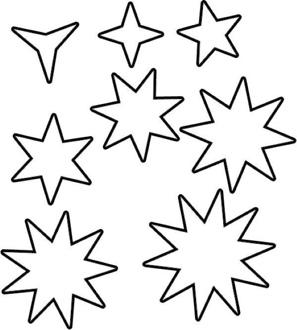 estrela natalina para feltro e eva