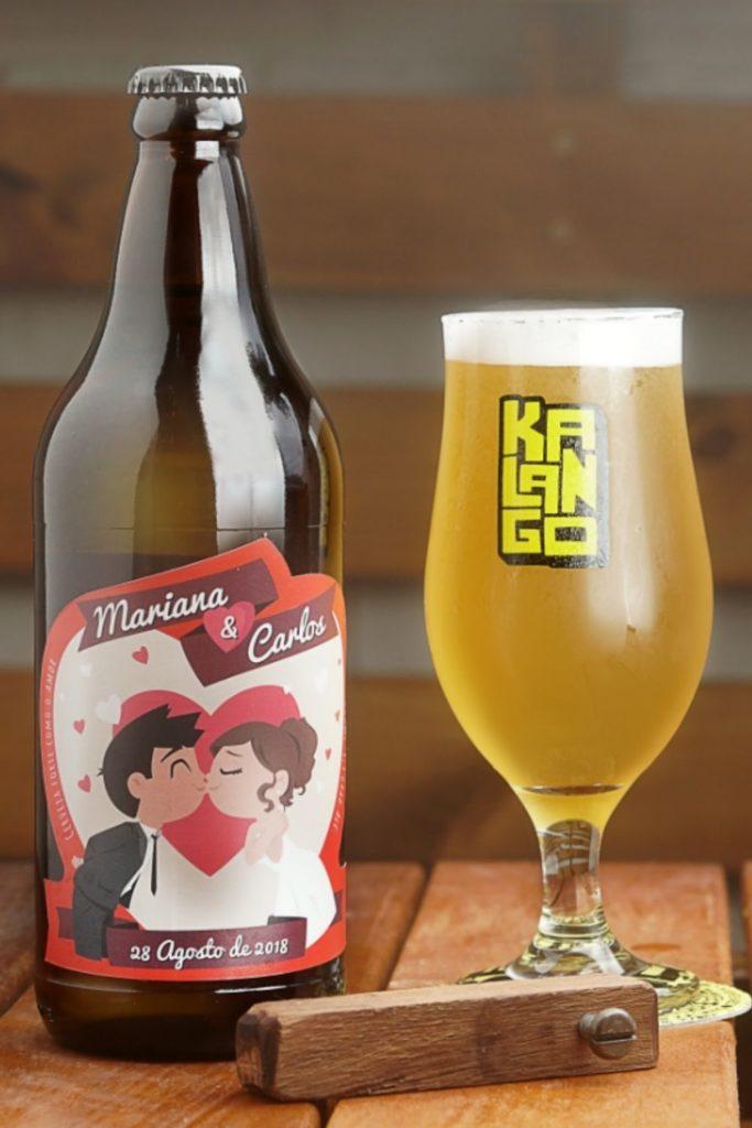 casamento lembrancinha cerveja artesanal personalizada